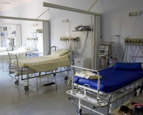 Krankenhausreinigung 12