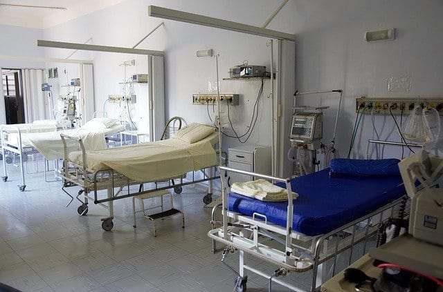 Krankenhausreinigung 3