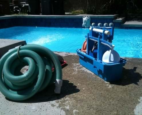 Schwimmbadreinigung 15
