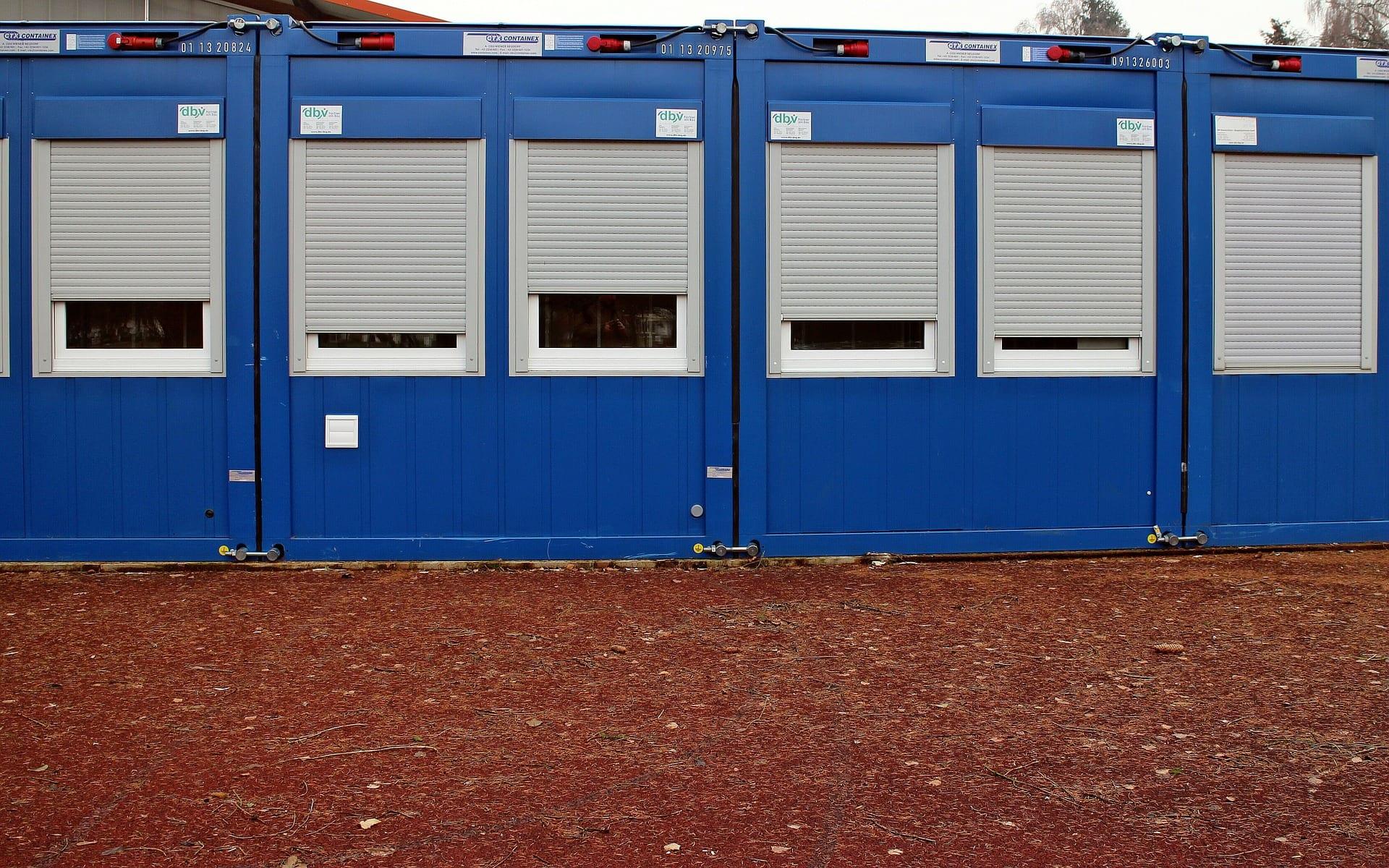 Baucontainerreinigung 1